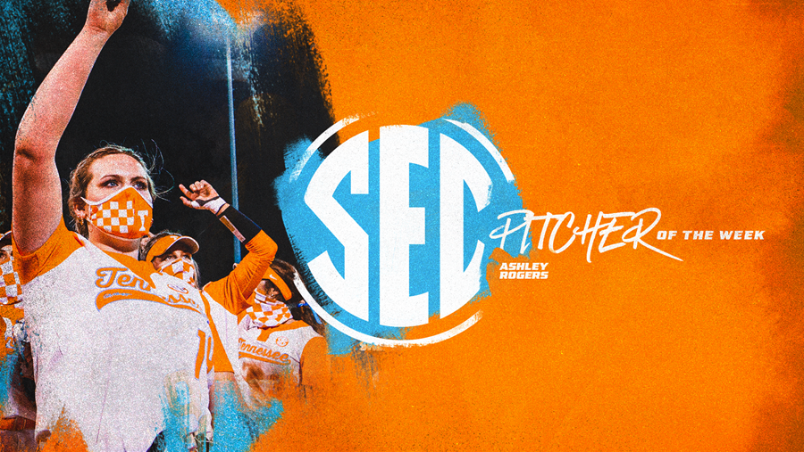 Rogers Named SEC Pitcher of the Week