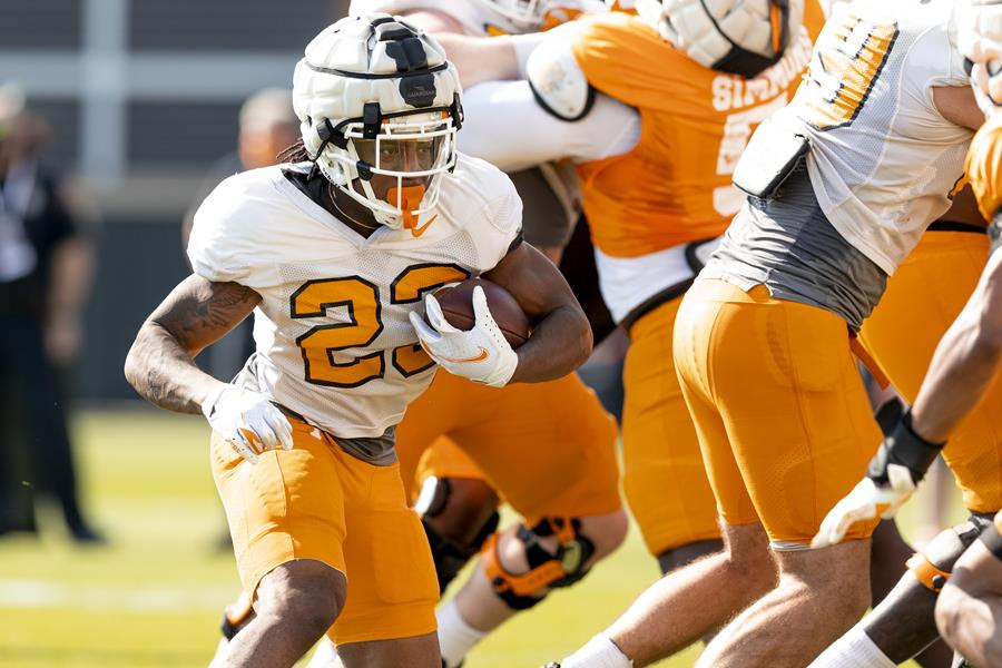 Transcript of Mack and Martinez: Six Practices In, Vols Turn Attention To First Spring Scrimmage Thursday