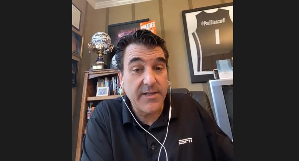 LISTEN: ESPN's Paul Biancardi breaks down Chandler, Vols to NBA Draft, next year's UT hoops team