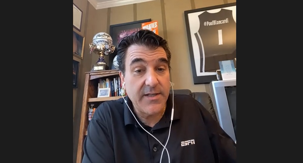 LISTEN: ESPN's Paul Biancardi breaks down Chandler, Vols to NBA Draft, next year's UT hoops team