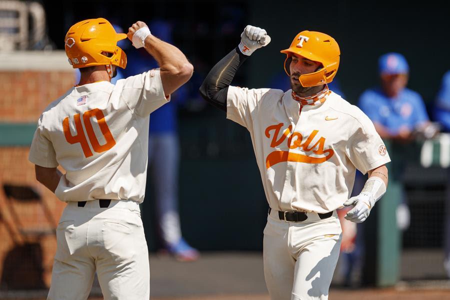 Baseball Preview: Third-Ranked Vols Set for Road Tilt at Western Carolina
