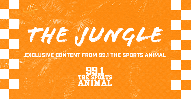 Join The Jungle: 99.1 The Sports Animal's Exclusive Email Club