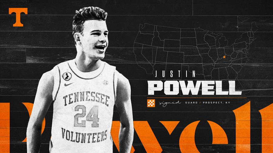 Hoops Transfer Justin Powell Signs with Tennessee