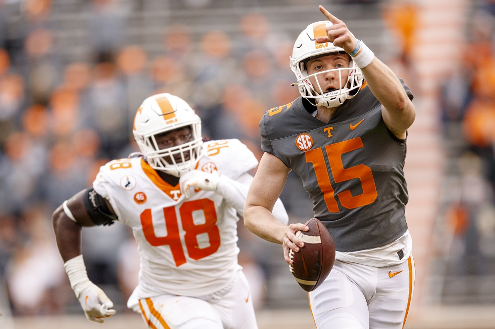 Vince's View: Vols Spring Game drive-by-drive QB breakdown beyond the stats, notes and observations