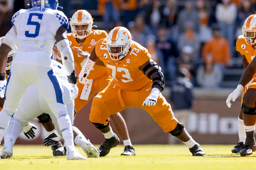 Vince's View: Charles Davis helps analyze Vols rookies on NFL teams