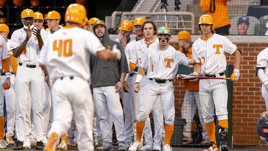 Baseball Preview: Fourth-Ranked Vols Host Tennessee Tech on Tuesday