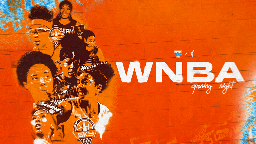 Tennessee leads SEC with seven on WNBA opening night rosters
