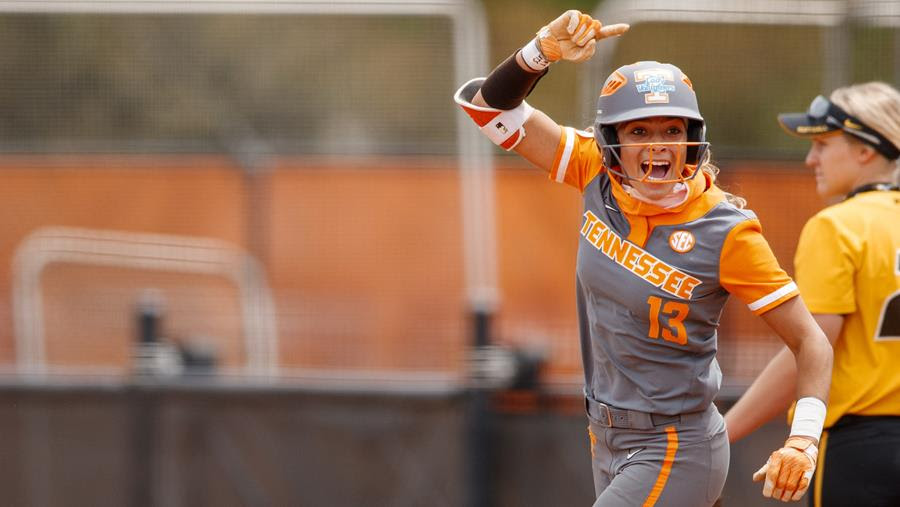 Tennessee Earns No. 9 National Seed in NCAA Tournament