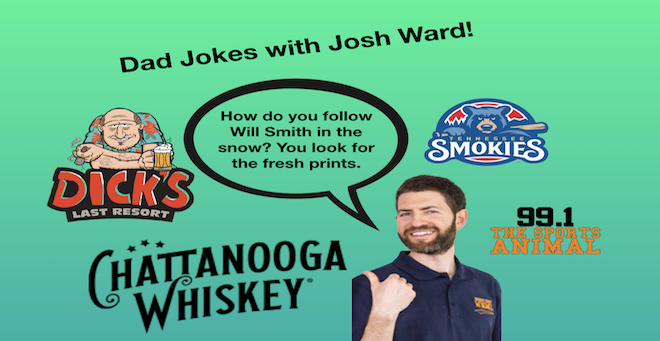 Dad Jokes with Josh Ward