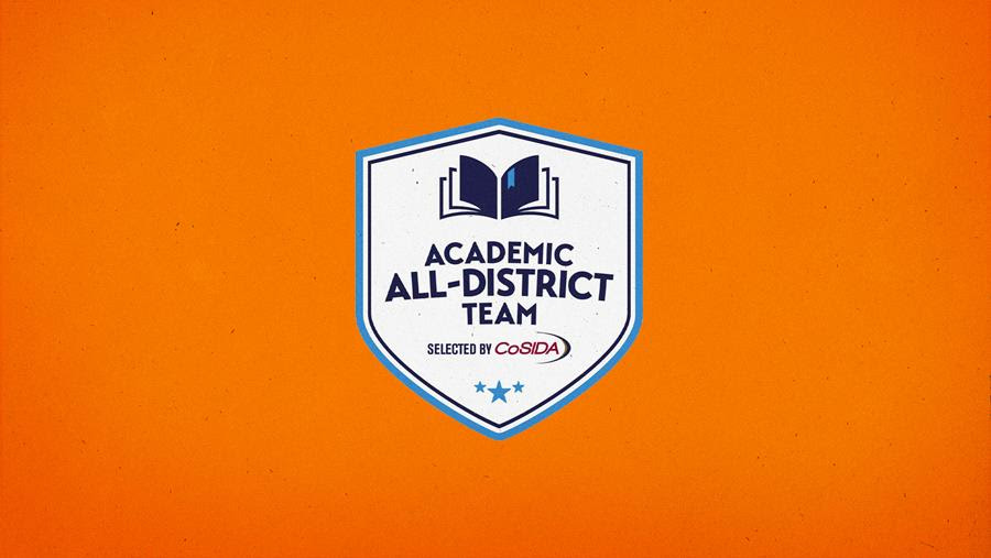 Paxton Brooks, Matthew Butler Tabbed to CoSIDA Academic All-District Team