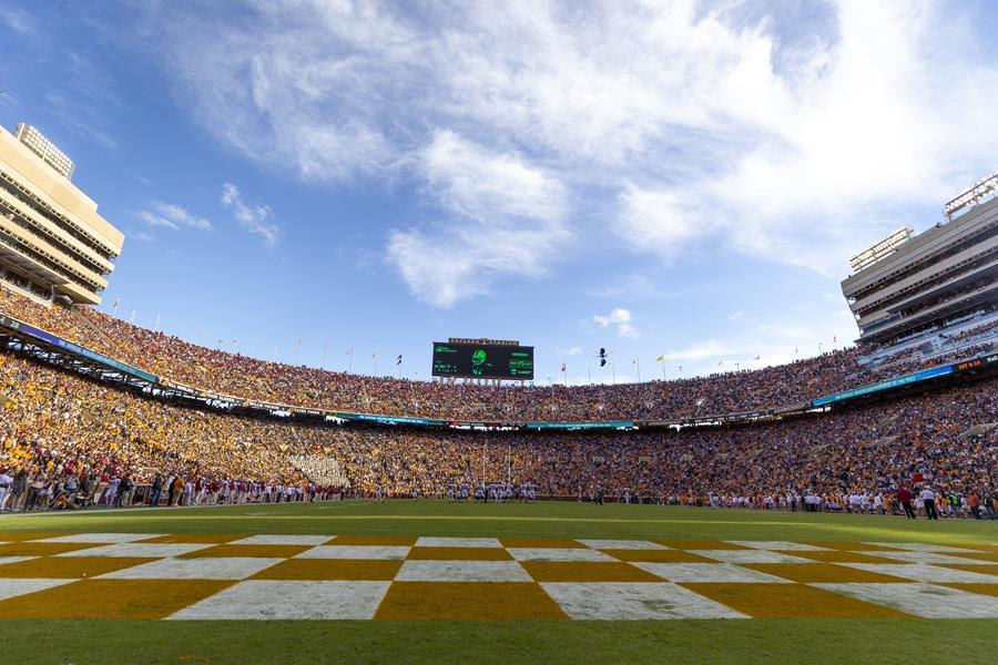 Neyland Stadium To Operate at Full Capacity, Ticket Mini-Plans on Sale Now