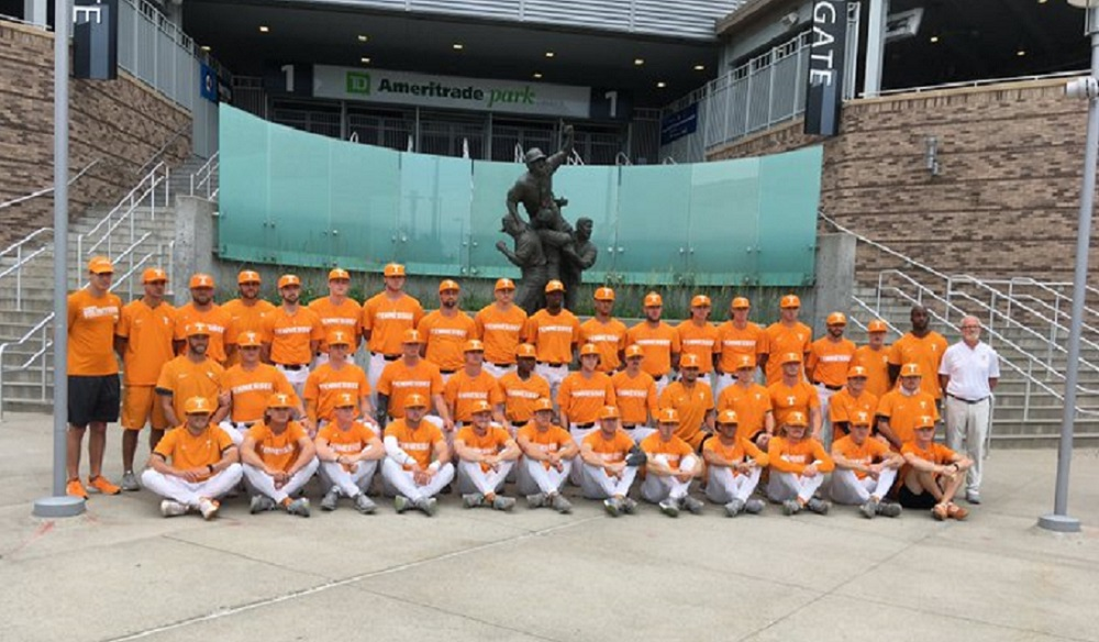 Vince's View from Omaha with the Vols at CWS – Day 1