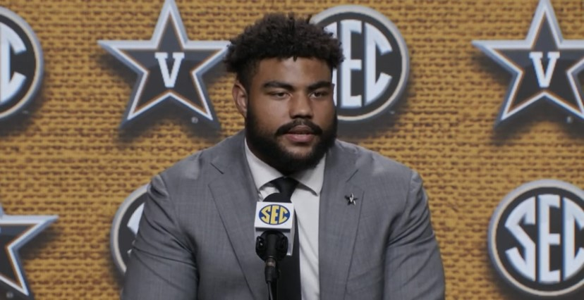 WATCH: Daevion Davis meets with media in Hoover