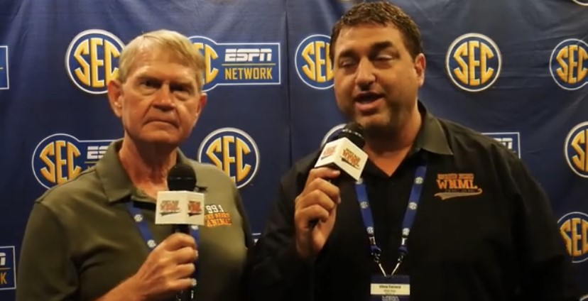 WATCH: Jimmy Hyams & Vince Ferrara detail Day 3 of SEC Media Days
