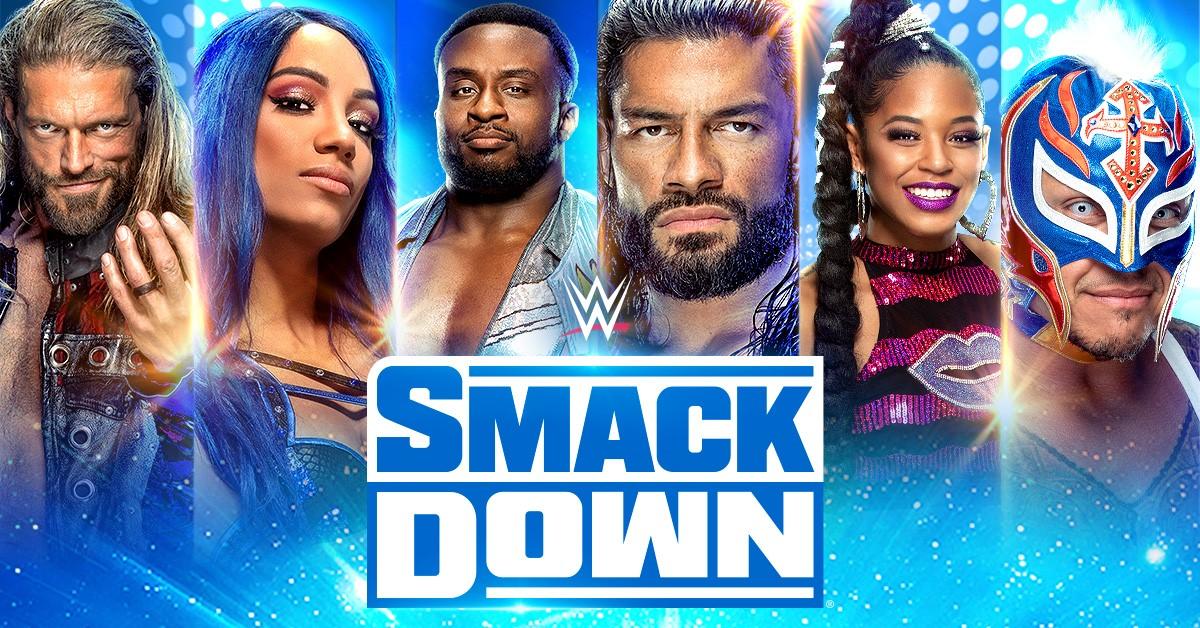 WWE Smackdown!!! Thompson-Boling Arena- Friday September 17th