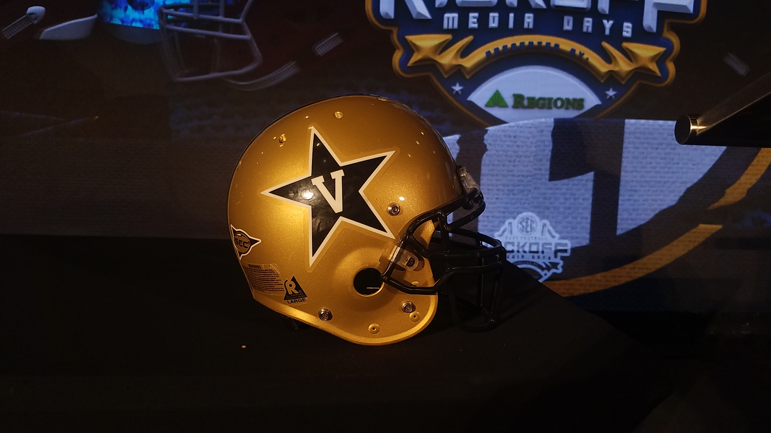 VIDEOS/PODCASTS: Everything from Vanderbilt at #SECMD21