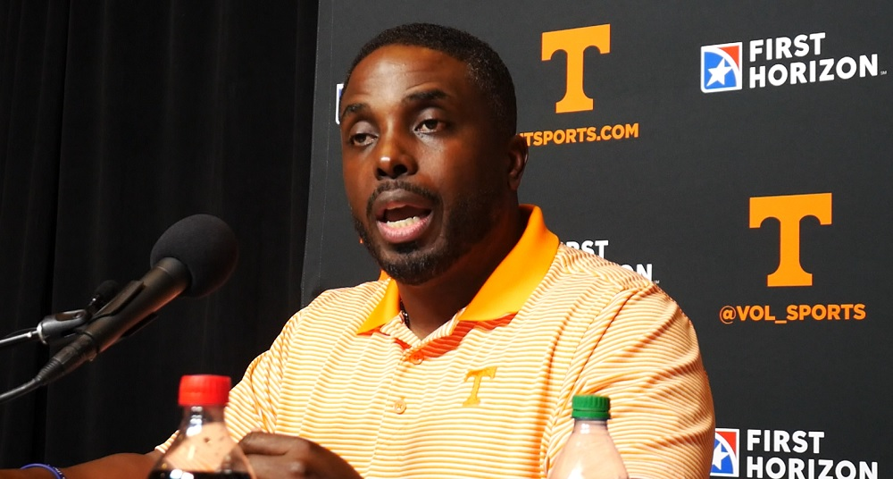 """WATCH: Tim Banks on pass rush """"We think we have a couple of guys"""""""