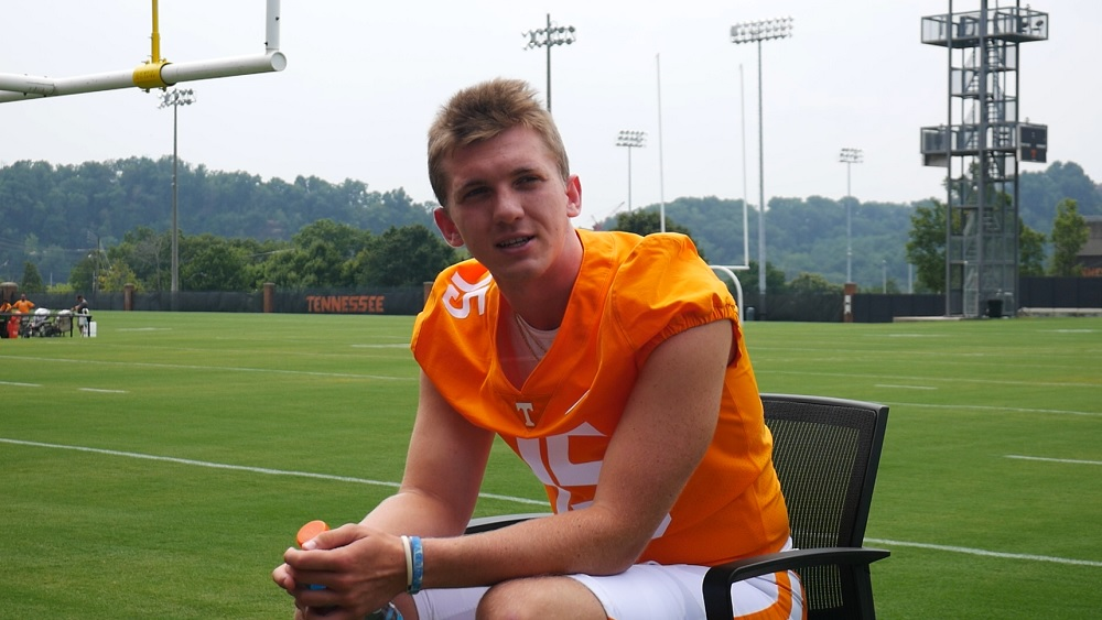 """WATCH: Harrison Bailey on benefits of playing in 2020 """"The game has definitely slowed down"""""""