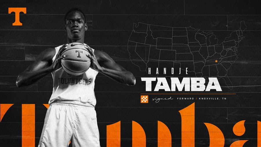 Knoxville's Handje Tamba reclassifies to 2021, signs with Tennessee