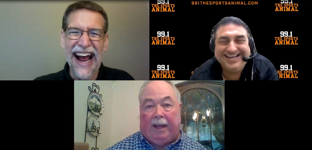 WATCH: John McClain & John Wilkerson talk Peyton Manning's HOF induction