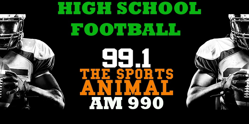 2021 High School Football Broadcast Schedule Central