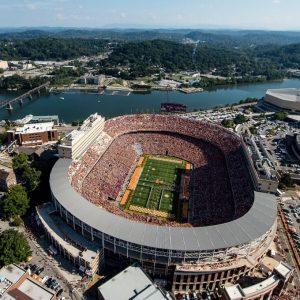UT Athletics Unveils Fan Experience Upgrades For 2021 Centennial Football Season