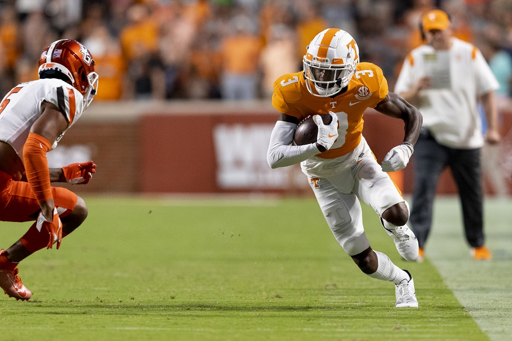 Vince's View: 5 most promising takeaways from Tennessee's season opening win