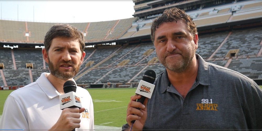 WATCH: 99.1 THE Sports Animal postgame review of Pitt's 41-34 win over UT