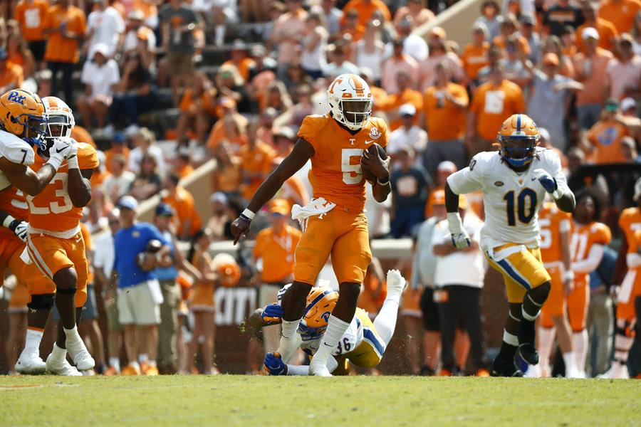 Vols Fall In Fierce Fight With Panthers, 41-34