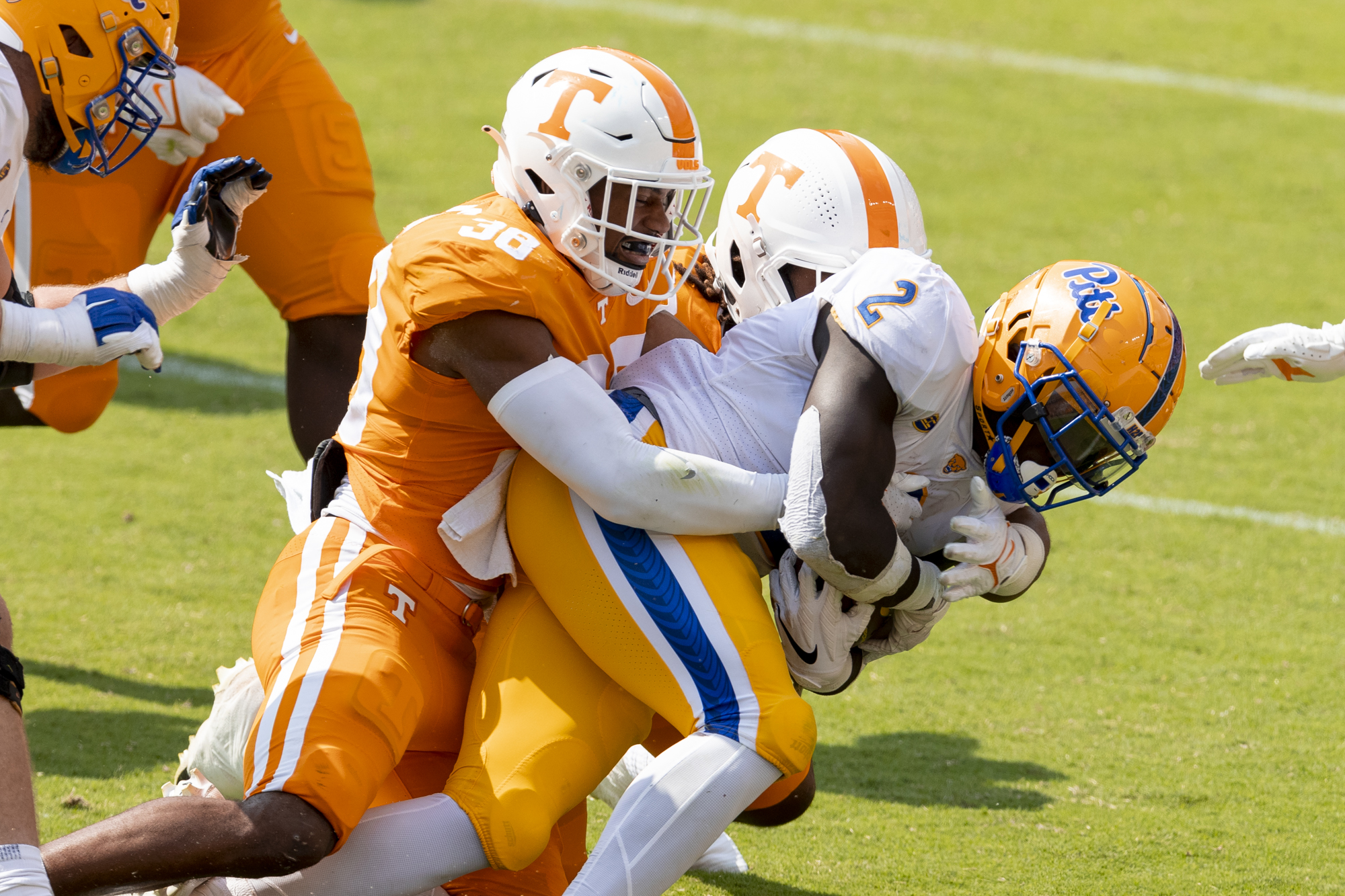 KNOXVILLE, TN - 2021.09.11 - Tennessee vs. Pittsburgh