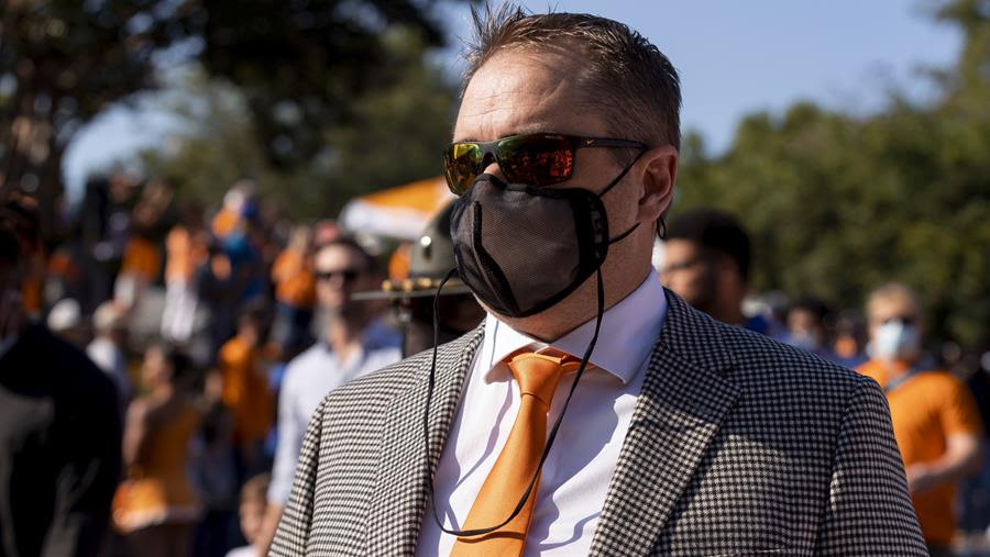 Quotes: Heupel, Vols Look Forward to Matchup with Tennessee Tech