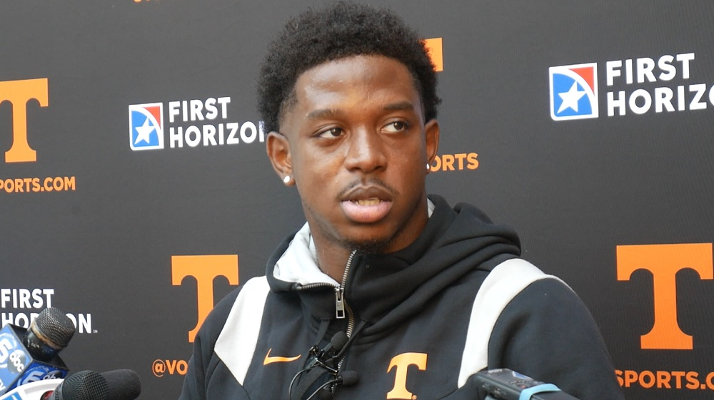"""WATCH: Trevon Flowers """"I feel great about our relationship between the players and the staff"""""""