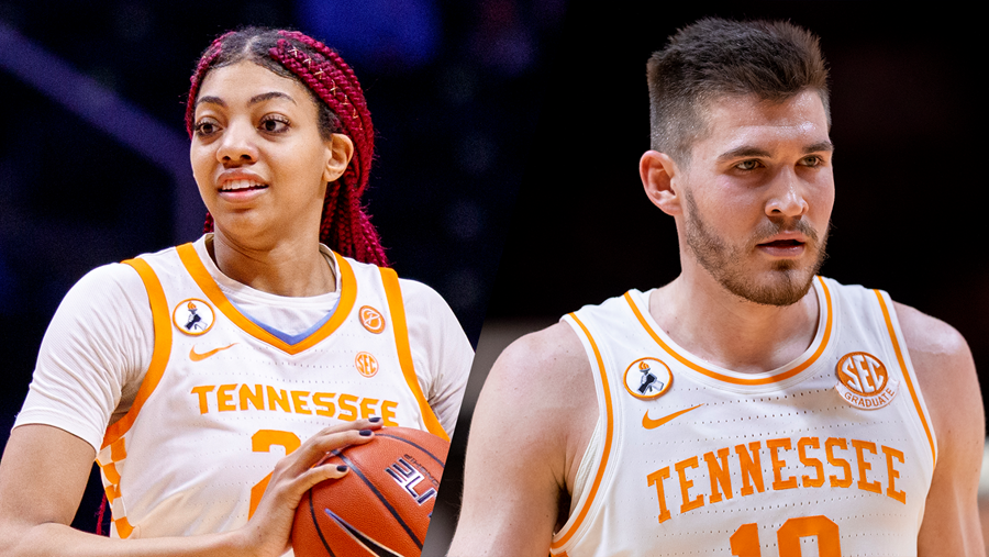 Fulkerson, Key to Represent Tennessee on SEC Basketball Leadership Council