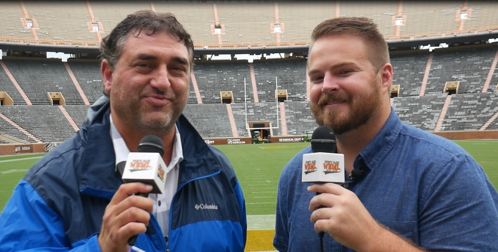 WATCH: 99.1 THE Sports Animal postgame review of Tennessee's 56-0 win over TN Tech
