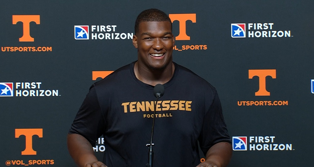 """WATCH: Jerome Carvin on UF """"They got some big guys up front, normally what you see from Florida"""""""