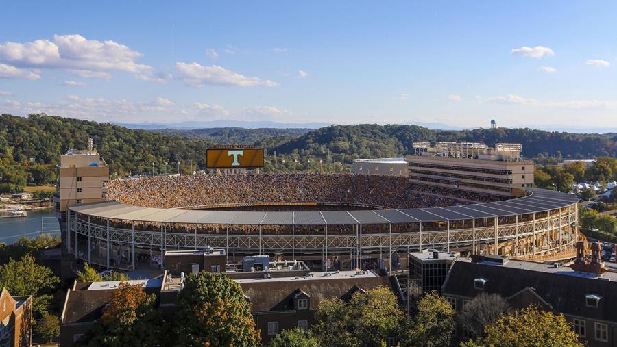 Tennessee Modernizing Football Ticket Pricing Model Beginning in 2022