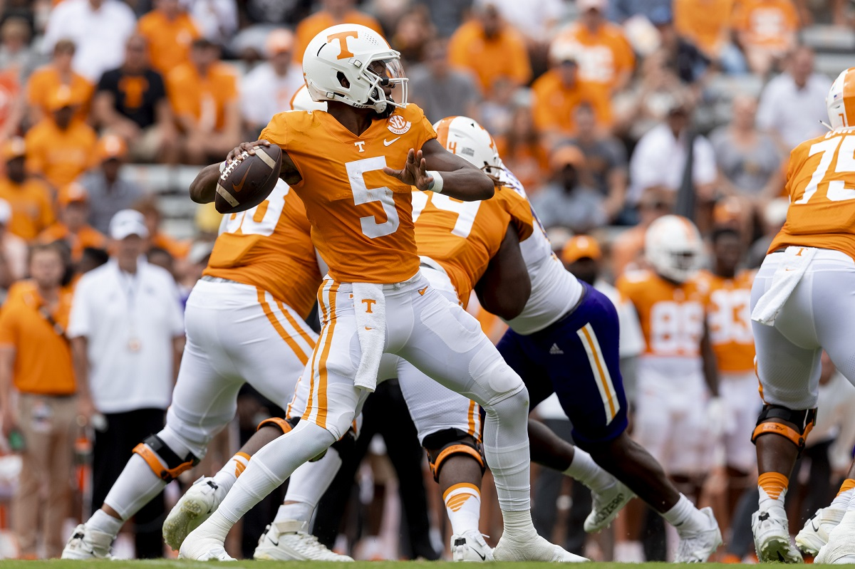 Vince's View: SEC Week 4 picks including Vols at Gators with analysis