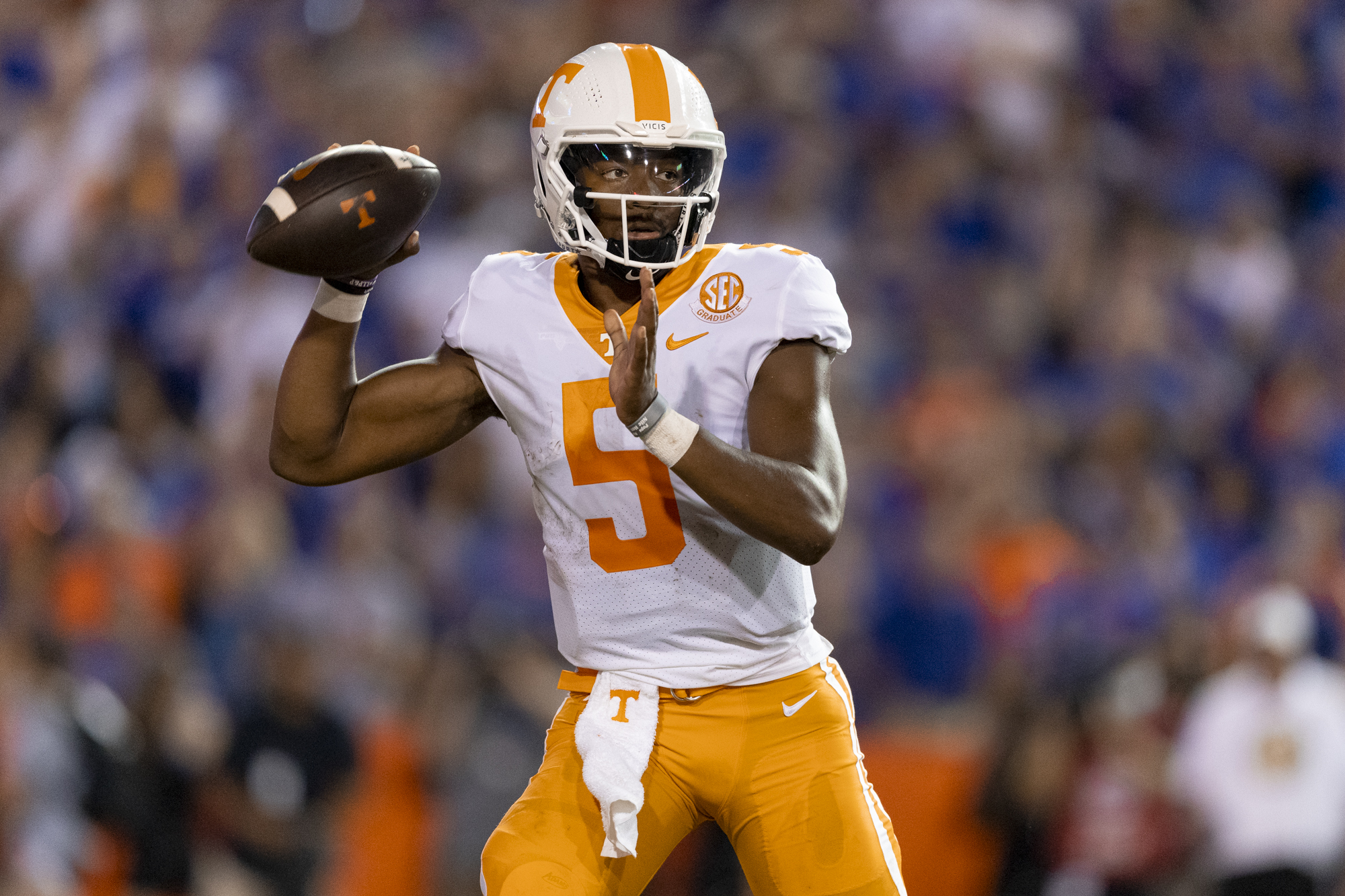 Vince's View: SEC Week 5 score predictions including Vols at Tigers with analysis