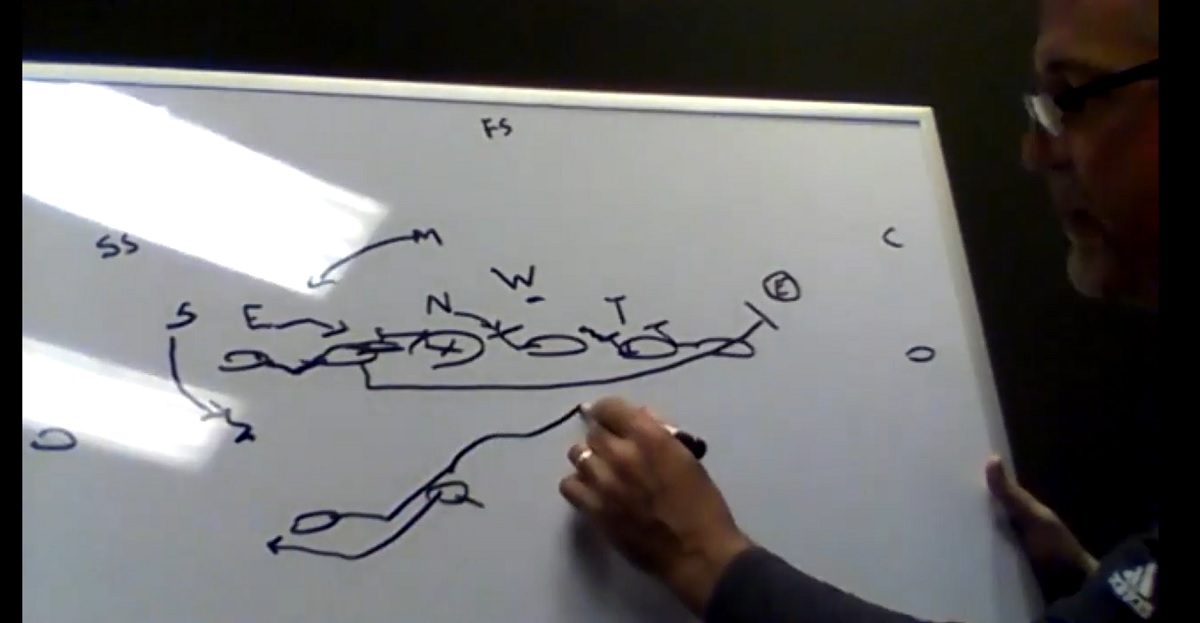 WATCH: Xs & Os breakdown of Tiyon Evans' 92-yd TD run & specifics on why Vols run game was so improved