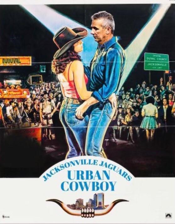 Urban Cowboy Night