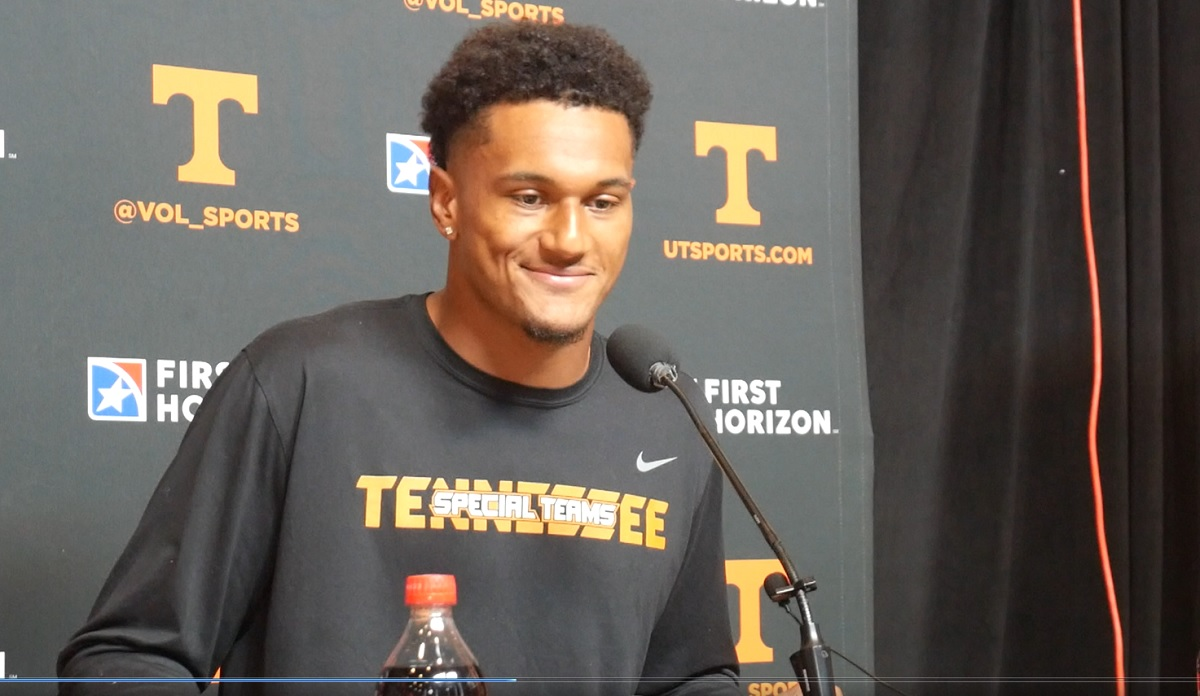 """WATCH: Taylor """"Tempo is not going to be an issue on Saturday. We'll be in shape. We'll be ready to play."""""""