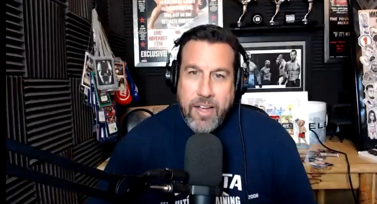 WATCH: Interview with Bellator MMA on Showtime Analyst Big John McCarthy on living in Knoxville, Vols & show 268