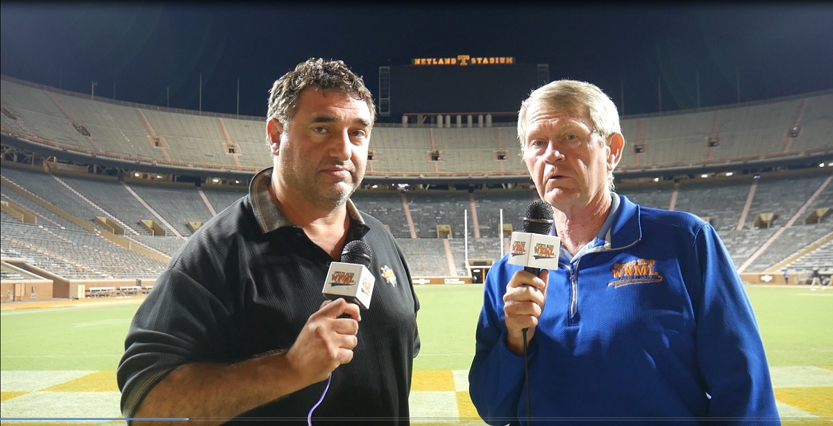WATCH: 99.1 The Sports Animal's recap of Tennessee's 31-26 loss to Ole Miss