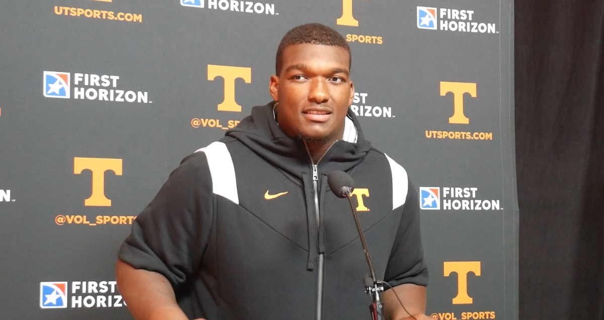 """WATCH: Carvin on sacks allowed """"A lot of it is just M.As. A lot of it is just scheme schematics. Definitely has to get fixed and it will."""""""