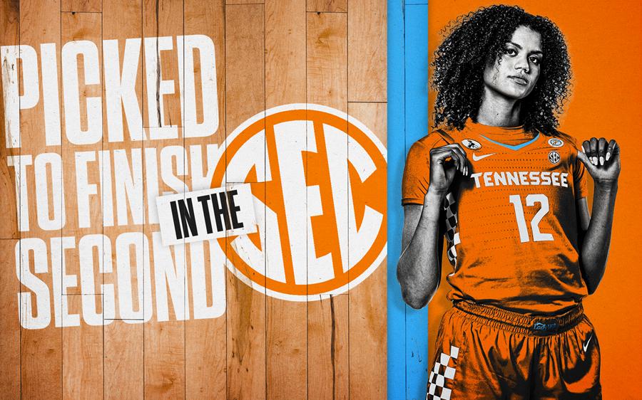 Women's Hoops Picked Second In SEC Media Poll