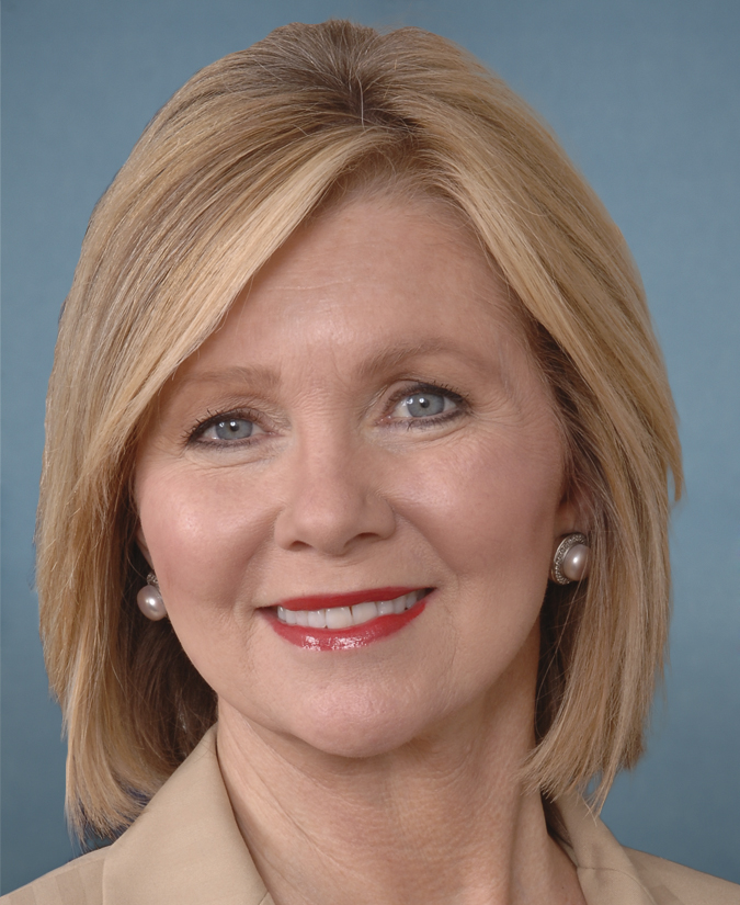 Marsha Blackburn Proposes New Meaning for GOP