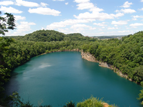 Drowning at Fort Dickerson Quarry Sunday