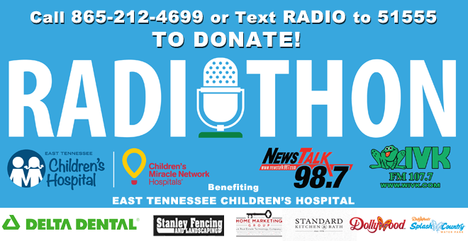 East Tennessee Children's Hospital Radiothon