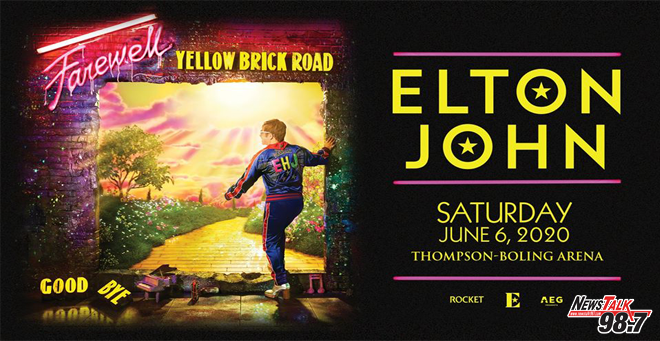 Elton John at Thompson-Boling Arena