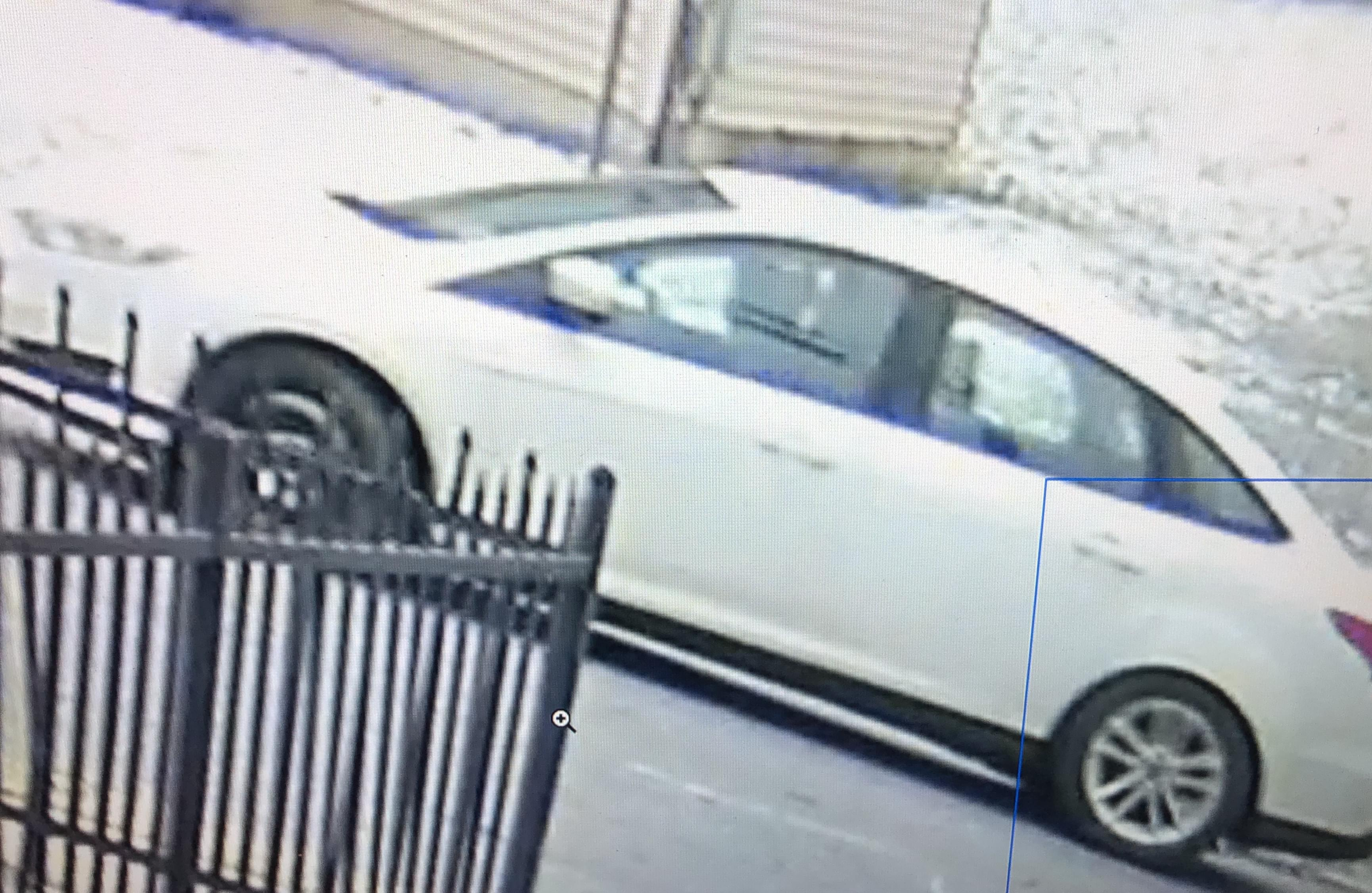 Police Searching for Alleged Hit and Run Suspect